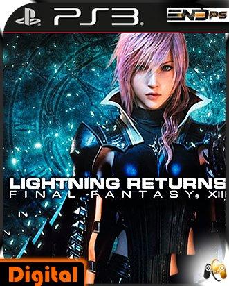 Lightning Returns: Final Fantasy XIII - Ps3