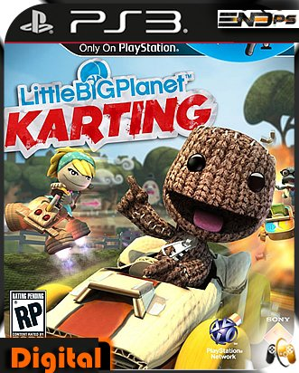 Little Big Planet Karting - Ps3