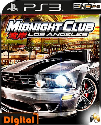 Midnight Club Los Angeles - Ps3