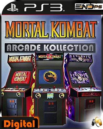 Mortal Kombat Arcade Kollection - Ps3