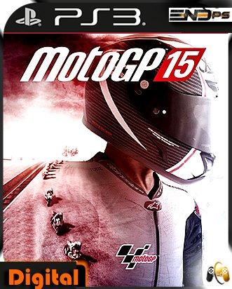 Moto GP 15 - Ps3