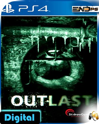 Outlast - Ps4
