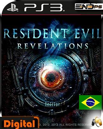 Resident Evil Revelations - Ps3