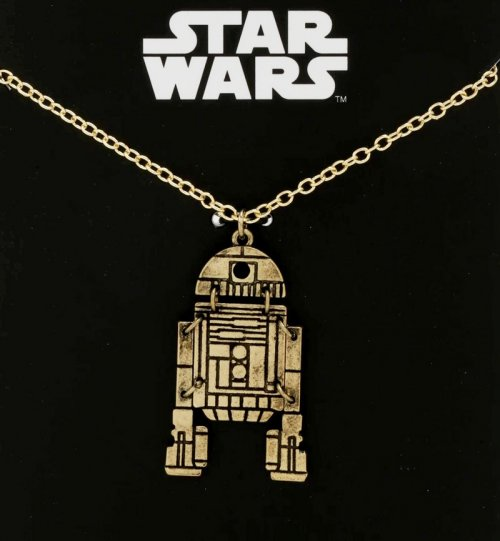 Colar R2D2 Star Wars