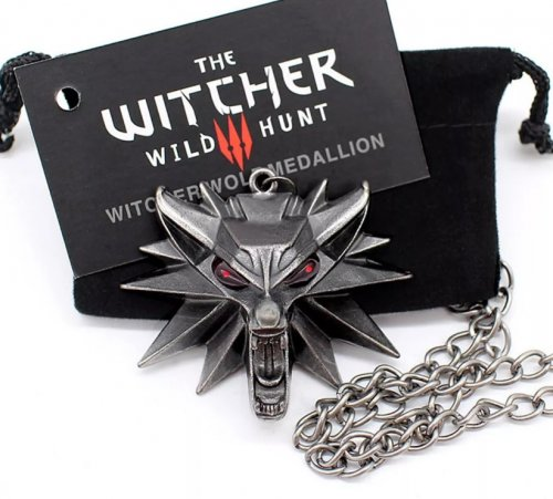 Colar The Witcher Oficial
