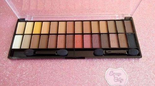 Belle Angel Paleta de 28 cores de Sombras Foscas B013-1