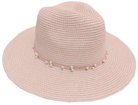 Chapéu de praia Salmão