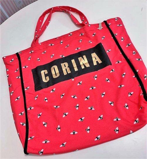 Corina Bolsa Summer Abelhas