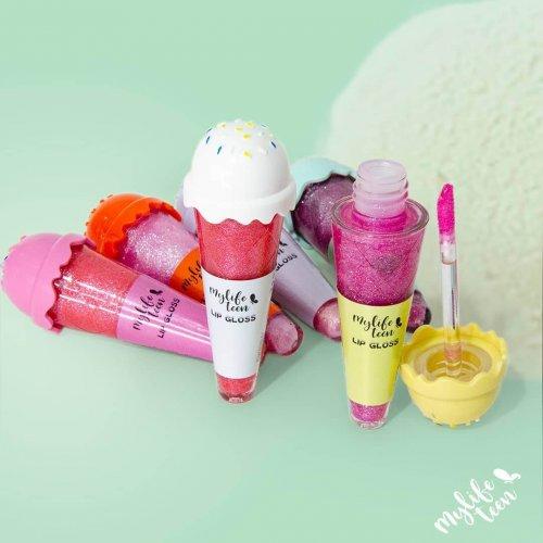 Mylife Lip Gloss Sorvete - 4 opções à escolher