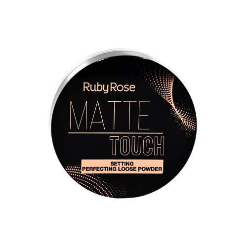 Ruby Rose PóFacial Solto Matte Touch