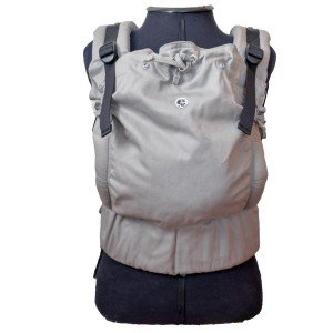 GBag Evolutiva Toddler Brim Cinza