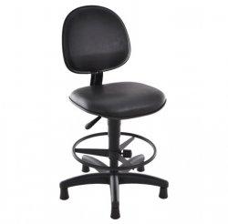 Cadeira Caixa Executiva Com Lamina