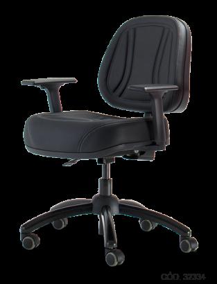Cadeira Digitador Nr-17 Premium