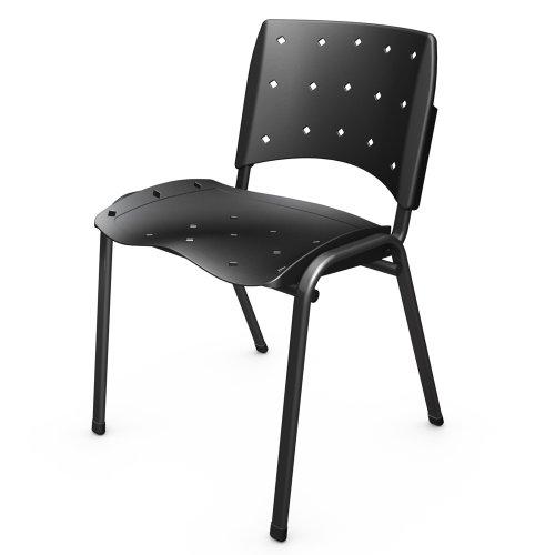 Cadeira Fixa 4 Pés Prisma
