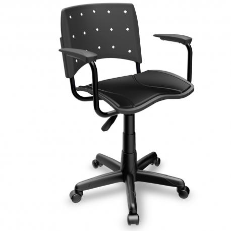 Cadeira Secretaria Ergoplax  com braço