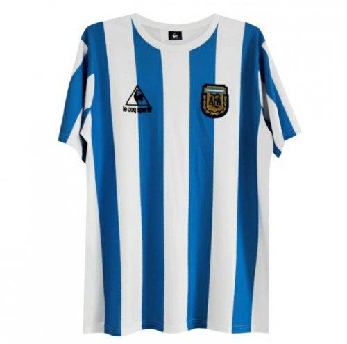Camisa Argentina Home Retrô 1986