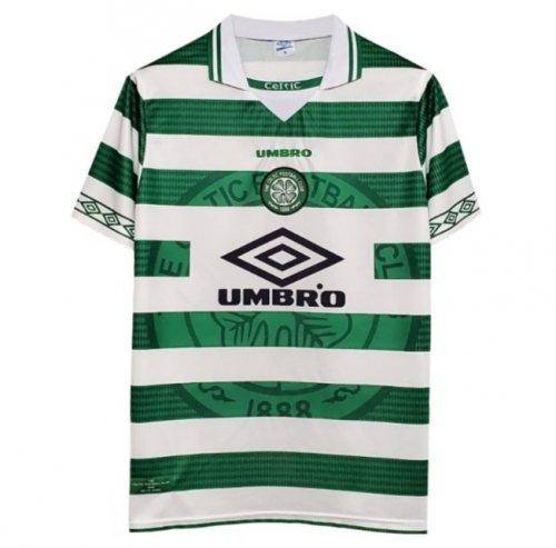 Camisa Celtic Home Retrô 98/99