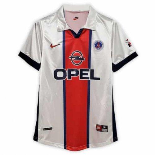 Camisa PSG Away Retrô 98/99