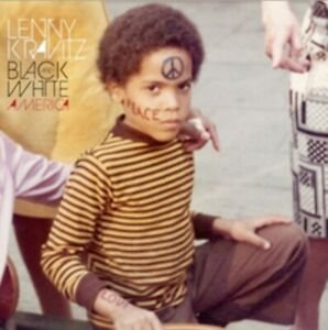 CD LENNY KRAVITZ - BLACK AND WHITE AMERICA - ORIGINAL LACRADO - JEWELBOX (CAIXA ACRÍLICA)