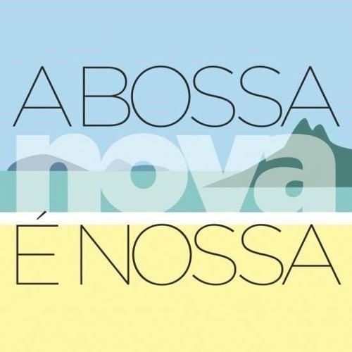 CD A BOSSA NOVA É NOSSA - VÁRIOS ARTISTAS