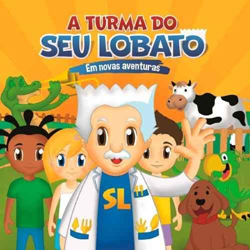 CD A TURMA DO SEU LOBATO VOL. 2 - NOVAS AVENTURAS