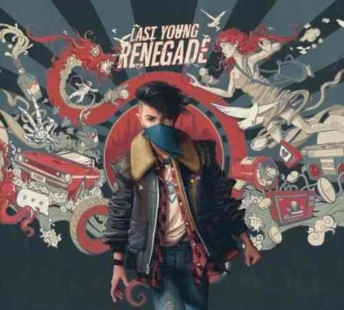 CD ALL TIME LOW - LAST YOUNG RENEGADE