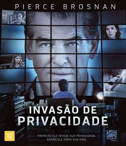 BLU-RAY INVASÃO DE PRIVACIDADE - O FILME