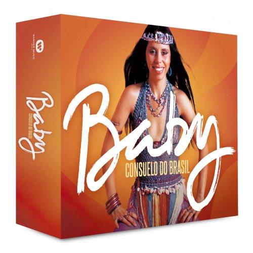 BOX BABY CONSUELO - BOX 5 CDS - BABY CONSUELO DO BRASIL