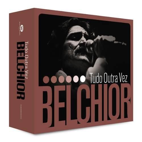 BOX BELCHIOR  (6 CDs) - TUDO OUTRA VEZ