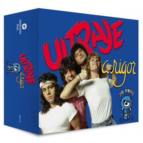 BOX ULTRAJE A RIGOR -  BOX 5 CDS  - 30 ANOS