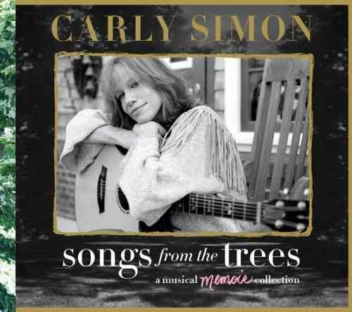 CD CARLY SIMON - SONGS FROM THE TREES (CD DUPLO - 2 CDS)