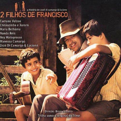 CD 2 FILHOS DE FRANCISCO - TRILHA SONORA