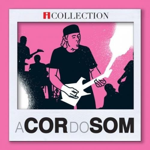CD A COR DO SOM - EPACK - SÉRIE ICOLLECTION (Embalagem de Papelão)