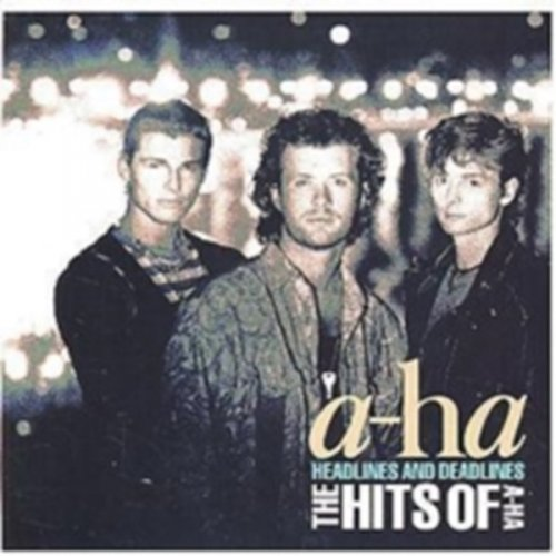 CD A-HA - HEADLINES AND DEADLINES