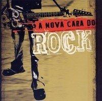 CD A NOVA CARA DO ROCK -  ORIGINAL LACRADO - COMPILAÇÃO COM AS BANDA MAIS  PROMISSORAS DOS ANOS 2000