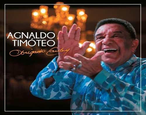 CD AGNALDO TIMÓTEO - OBRIGADO CAUBY