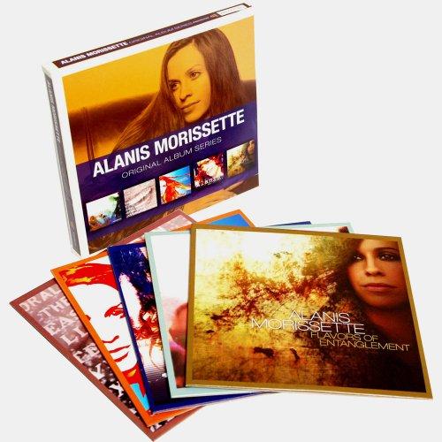 CD ALANIS MORISSETTE - ORIGINAL ALBUM SERIES