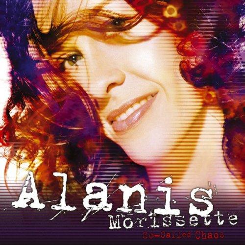 CD ALANIS MORISSETTE – SO-CALLED CHAOS