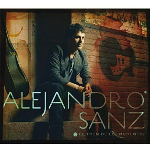 CD ALEJANDRO SANZ - EL TREN DE LOS MOMENTOS