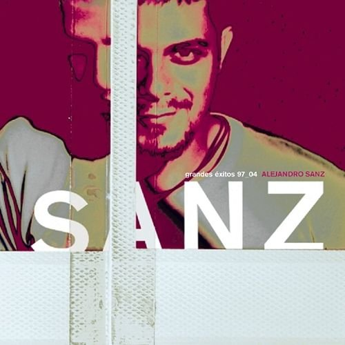 CD ALEJANDRO SANZ - GRANDES EXITOS 1991-04