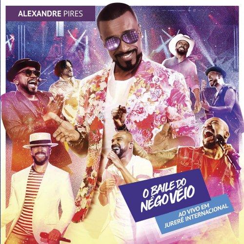 CD ALEXANDRE PIRES O BAILE DO NEGO VEIO AO VIVO EM JURERÊ..