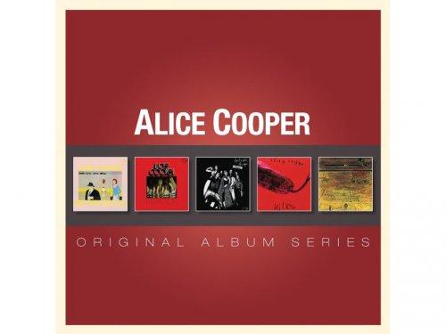 CD ALICE COOPER - ORIGINAL ALBUM SERIES