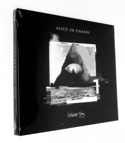 CD ALICE IN CHAINS - RAINIER FOG