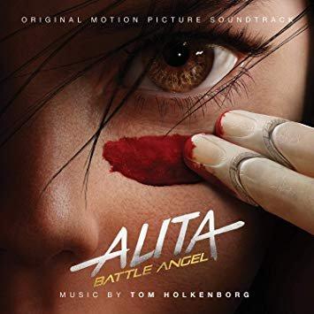 CD  ALITA : BATTLE ANGEL - TRILHA SONORA  PARTIC DUA LIPA