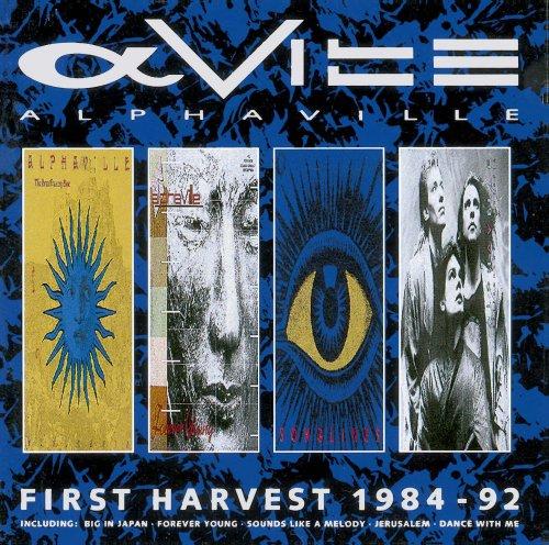 CD ALPHAVILLE - FIRST HARVEST 1984-1992