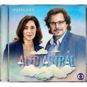 CD ALTO ASTRAL - INTERNACIONAL (TRILHA SONORA DE NOVELAS)