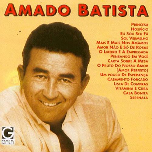 CD AMADO BATISTA - AMADO BATISTA