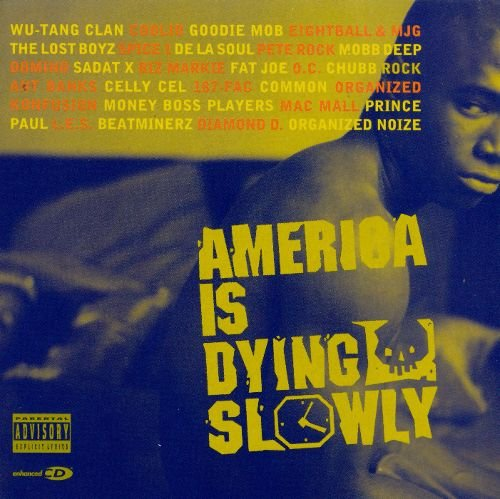 CD AMERICA IS DYING SLOWLY