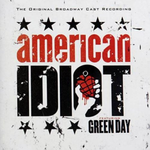 CD AMERICAN IDIOT - BROADWAY CAST - FEATURING GREEN DAY (CD DUPLO 2 CDs)