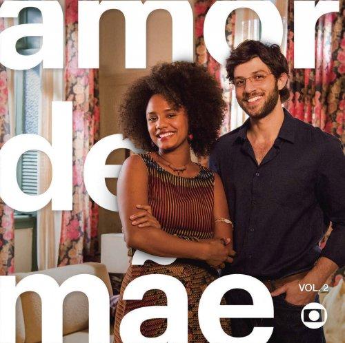 CD AMOR DE MÃE VOLUME 2 (TRILHA SONORA DE NOVELAS)